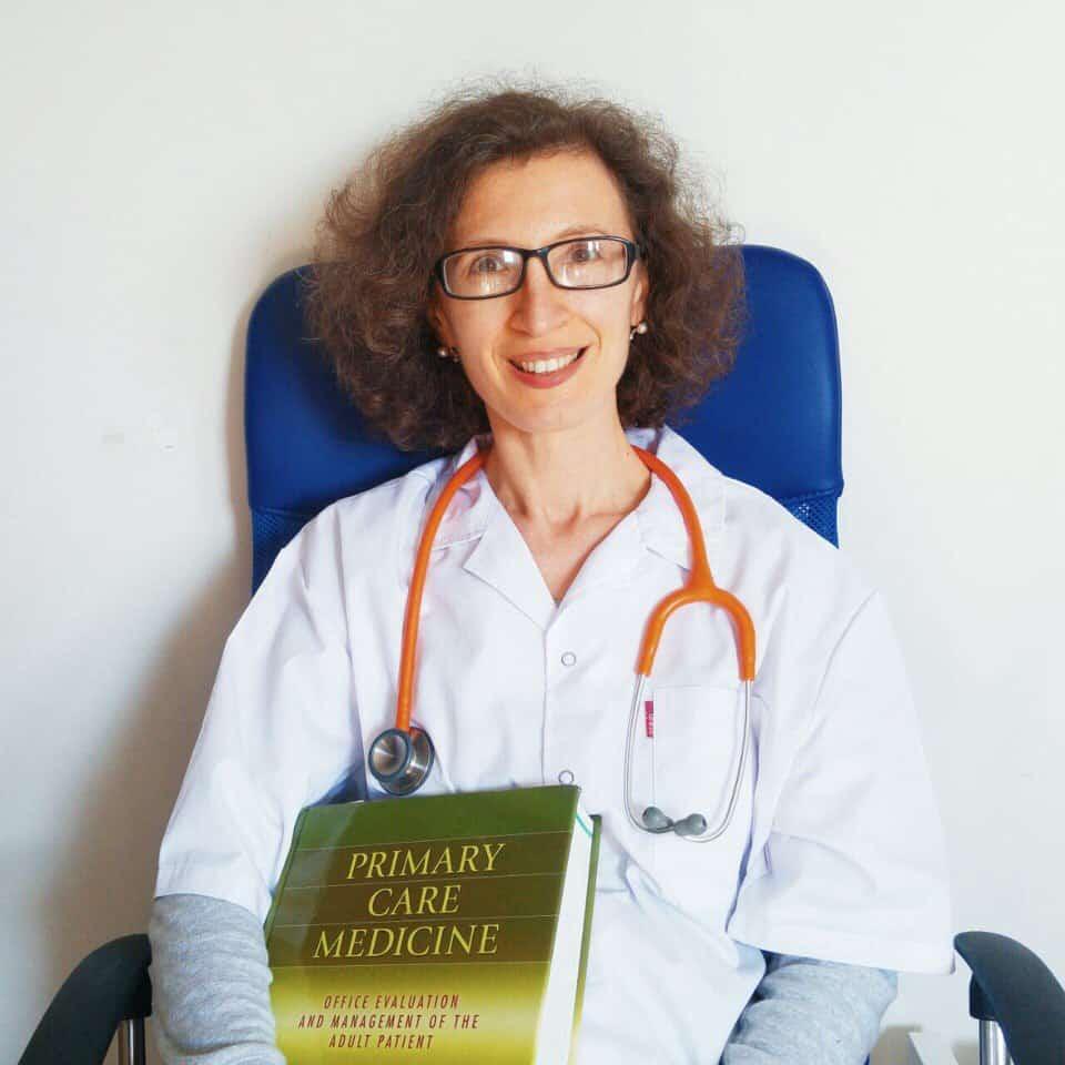 Татьяна Глушкова - автор курсов Медицинского Английского
